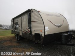 New 2017  Forest River Cherokee Grey Wolf T26BH by Forest River from Krenek RV Center in Coloma, MI
