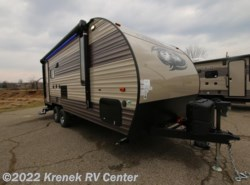 New 2018  Forest River Grey Wolf 19RR by Forest River from Krenek RV Center in Coloma, MI