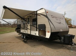 New 2018  K-Z  231BHLE by K-Z from Krenek RV Center in Coloma, MI