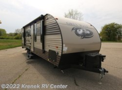 New 2018  Forest River Cherokee Grey Wolf 22RR by Forest River from Krenek RV Center in Coloma, MI