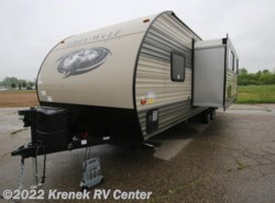New 2018  Forest River Cherokee Grey Wolf 26DBH by Forest River from Krenek RV Center in Coloma, MI