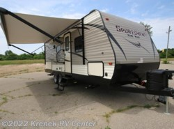 New 2018  K-Z  Sportsmen® LE 231BHLE by K-Z from Krenek RV Center in Coloma, MI