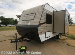 New 2018  K-Z  181BH by K-Z from Krenek RV Center in Coloma, MI