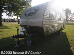 New 2018  Forest River Cherokee Wolf Pup 16BHS by Forest River from Krenek RV Center in Coloma, MI