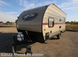 New 2018  Forest River Cherokee Wolf Pup 17RP by Forest River from Krenek RV Center in Coloma, MI