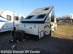 Used 2016  Forest River Rockwood Hard Side A212HW by Forest River from Krenek RV Center in Coloma, MI