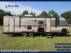 New 2019 Forest River Cherokee Grey Wolf 26DBH available in Coloma, Michigan