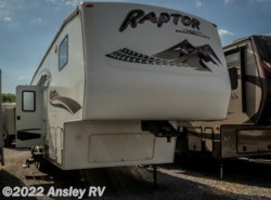 Used 2005  Keystone Raptor 3319 SS by Keystone from Ansley RV in Duncansville, PA