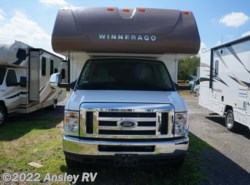 New 2017  Winnebago Minnie Winnie 25B by Winnebago from Ansley RV in Duncansville, PA