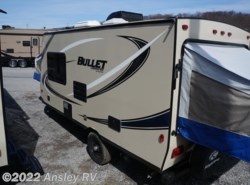 New 2017  Keystone Bullet 1650EX by Keystone from Ansley RV in Duncansville, PA