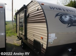New 2018  Forest River Wolf Pup 17RP by Forest River from Ansley RV in Duncansville, PA