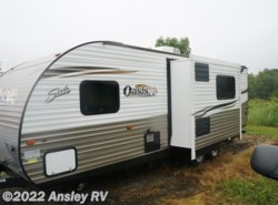 Used 2015  Shasta Oasis 25RS by Shasta from Ansley RV in Duncansville, PA