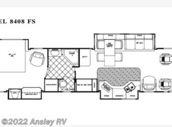 Used 2003  Gulf Stream Friendship 8408 by Gulf Stream from Ansley RV in Duncansville, PA