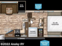 New 2018  Grand Design Reflection 230RL by Grand Design from Ansley RV in Duncansville, PA