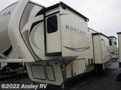 New 2018  Keystone Montana 3791RD by Keystone from Ansley RV in Duncansville, PA