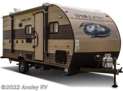 Used 2017  Forest River Wolf Pup 16FQ by Forest River from Ansley RV in Duncansville, PA