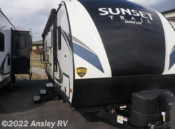 New 2018  CrossRoads Sunset Trail Super Lite SS253RB by CrossRoads from Ansley RV in Duncansville, PA