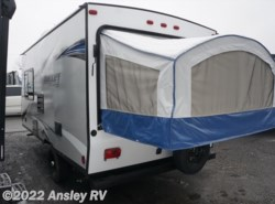 New 2018  Keystone Bullet 1650EX by Keystone from Ansley RV in Duncansville, PA