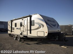 New 2017  Keystone Bullet 251RBS by Keystone from Lakeshore RV Center in Muskegon, MI