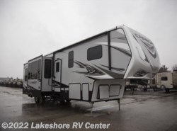 New 2017 Keystone Carbon 357 available in Muskegon, Michigan