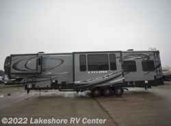 New 2016 Heartland RV Cyclone 4100 available in Muskegon, Michigan