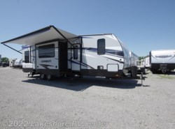 New 2017  Keystone Carbon 35 by Keystone from Lakeshore RV Center in Muskegon, MI