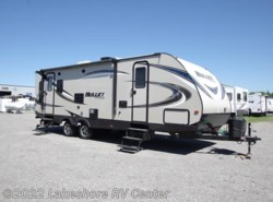New 2017  Keystone Bullet 269RLS by Keystone from Lakeshore RV Center in Muskegon, MI