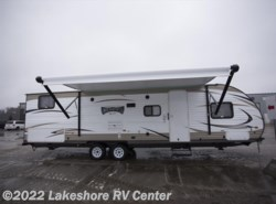 New 2018  Forest River Wildwood X-Lite 282QBXL by Forest River from Lakeshore RV Center in Muskegon, MI