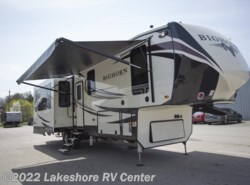 New 2018  Heartland RV Bighorn 3575EL by Heartland RV from Lakeshore RV Center in Muskegon, MI