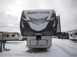New 2017  Keystone Raptor 398TS by Keystone from Lakeshore RV Center in Muskegon, MI