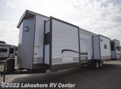 New 2018  Forest River Wildwood Lodge 395RET by Forest River from Lakeshore RV Center in Muskegon, MI