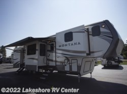 New 2018  Keystone Montana 3820FK by Keystone from Lakeshore RV Center in Muskegon, MI