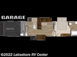 New 2018  Heartland RV Cyclone 4151 by Heartland RV from Lakeshore RV Center in Muskegon, MI