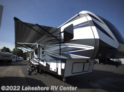 New 2018  Keystone Fuzion 369 by Keystone from Lakeshore RV Center in Muskegon, MI