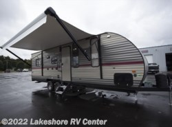 New 2018  Forest River Grey Wolf 22RR by Forest River from Lakeshore RV Center in Muskegon, MI