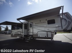 New 2018  Keystone Montana 3120RL by Keystone from Lakeshore RV Center in Muskegon, MI