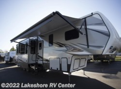 New 2018  Keystone Carbon 357 by Keystone from Lakeshore RV Center in Muskegon, MI