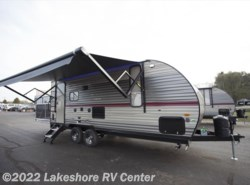 New 2018  Forest River Grey Wolf 19RR by Forest River from Lakeshore RV Center in Muskegon, MI