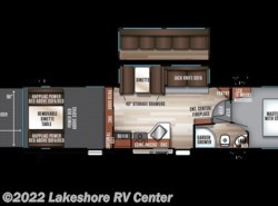 New 2018  Forest River Wolf Pack 315PACK12 by Forest River from Lakeshore RV Center in Muskegon, MI