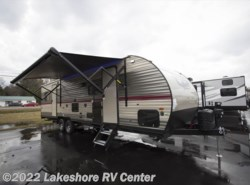 New 2018  Forest River Grey Wolf 27RR by Forest River from Lakeshore RV Center in Muskegon, MI