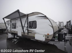 New 2018  Forest River Wildwood X-Lite 261BHXL by Forest River from Lakeshore RV Center in Muskegon, MI