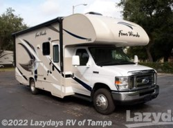 New 2017  Thor Motor Coach Four Winds 24F by Thor Motor Coach from Lazydays in Seffner, FL