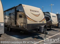 Used 2016  Keystone Passport Elite 23RB by Keystone from Lazydays in Seffner, FL