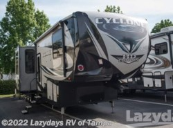 New 2018  Heartland RV Cyclone 4005 by Heartland RV from Lazydays in Seffner, FL