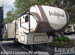 New 2018  Forest River Wildcat 28SGX by Forest River from Lazydays in Seffner, FL
