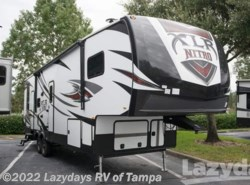 New 2018  Forest River XLR Nitro 5th 29DK5 by Forest River from Lazydays in Seffner, FL