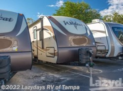 New 2018  Forest River Wildcat 282KBD by Forest River from Lazydays RV in Seffner, FL