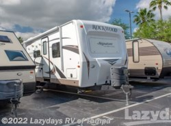 Used 2016  Forest River Rockwood Signature Ultra Lite 8312SS by Forest River from Lazydays RV in Seffner, FL