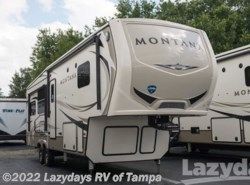 New 2019  Keystone Montana 3130RE by Keystone from Lazydays RV in Seffner, FL