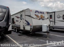 Used 2013  Forest River  Palomino Puma 25RS by Forest River from Lazydays RV in Seffner, FL